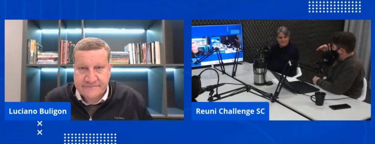 Empreendedorismo e Inovação dispara no desenvolvimento econômico do estado de Santa Catarina; Reuni Challenge é um porta aberta no caminho de prospectar novos negócios.